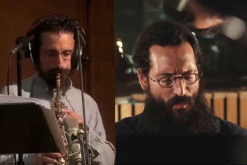 לכבוד יום ההולדת: שני המוזיקאים בביצוע משותף • צפו