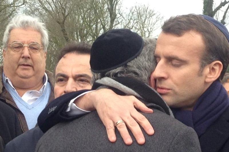 """פריז: הנשיא בהלוויית ניצולת השואה הי""""ד"""