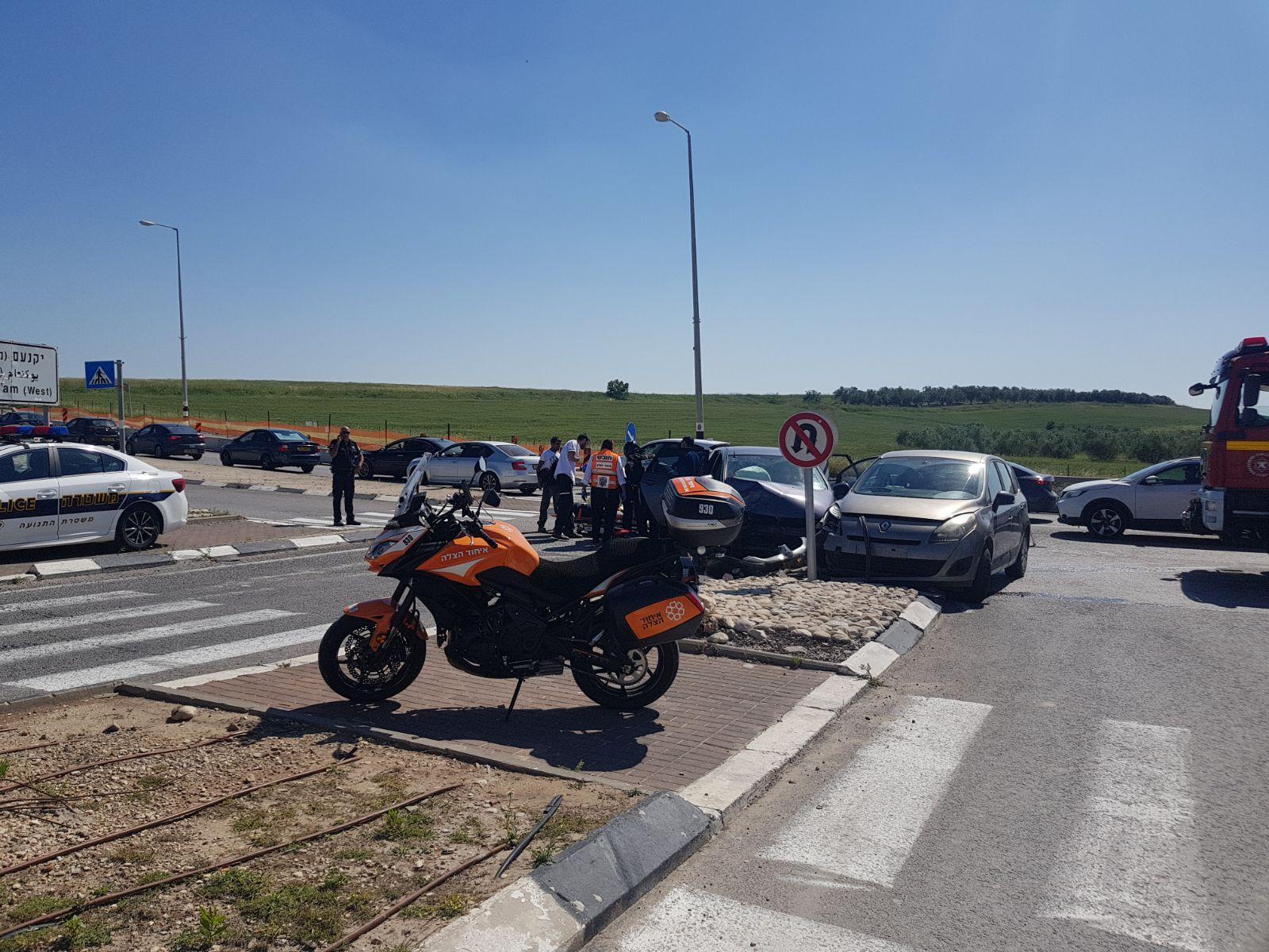 חול המועד: נפגעים חרדים בתאונת דרכים