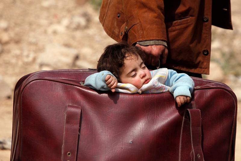 הזוועות בסוריה חוזרות: עשרות ילדים הרוגים