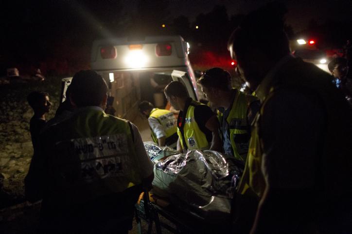 אסון בבני ברק: תינוק בן חצי שנה נפטר