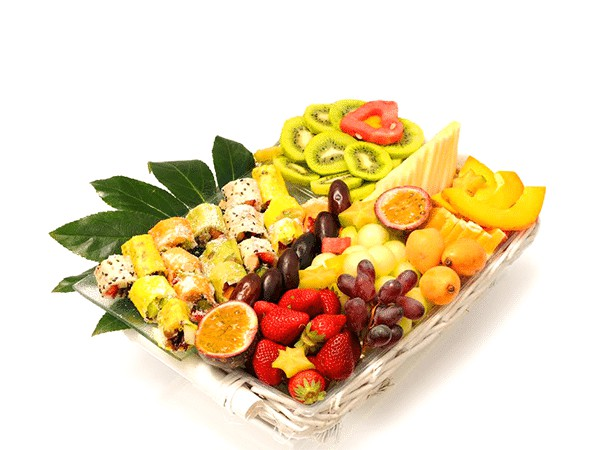סלסלת פירות כשרה ומתוקה