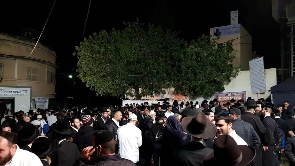 נון חגג בר מצווה עם 5000 איש בכיפל חארס
