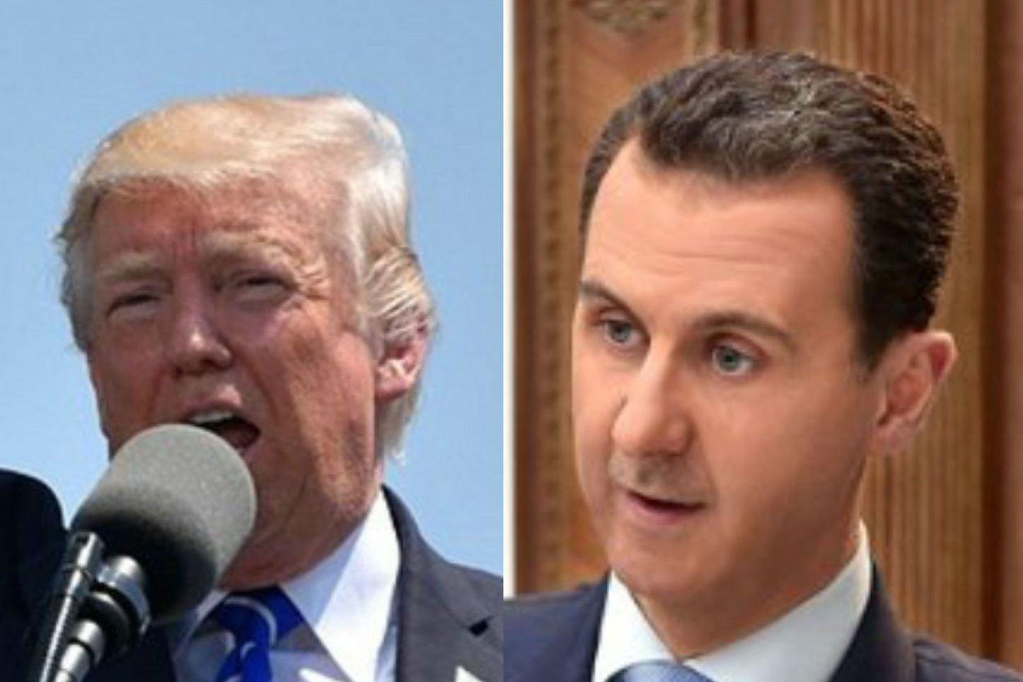 """מתיחות בצפון: האם ארה""""ב תתקוף בסוריה"""