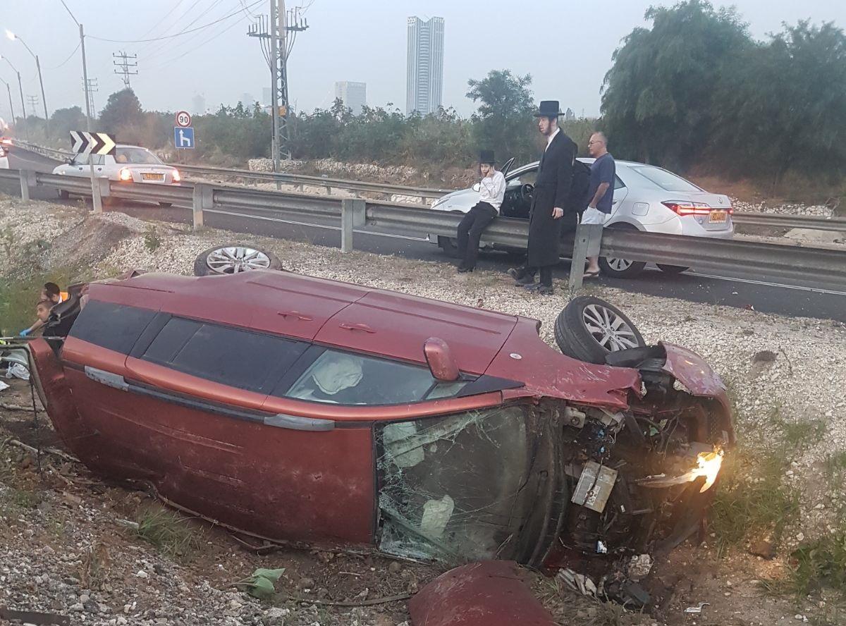 """""""כך ניצלנו"""": פרטים חדשים על התאונה הקטלנית"""