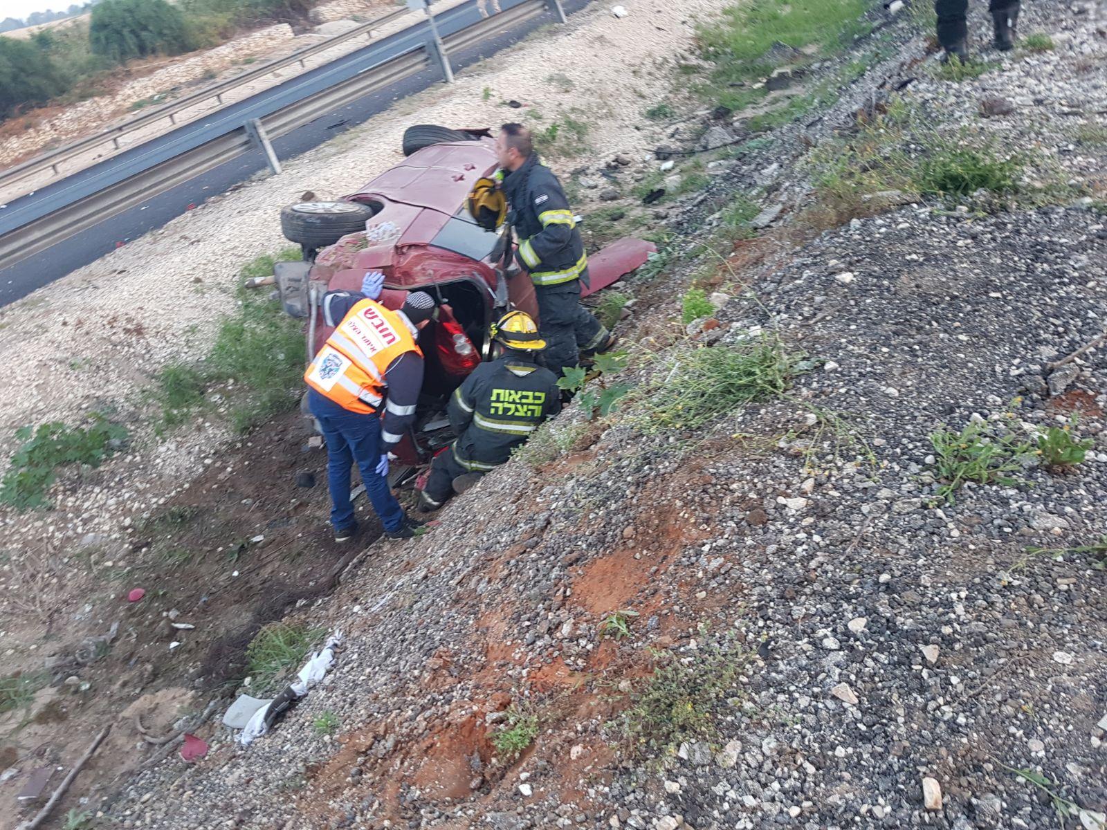 התאונה הקטלנית: נהג הרכב היה ללא רישיון בתוקף
