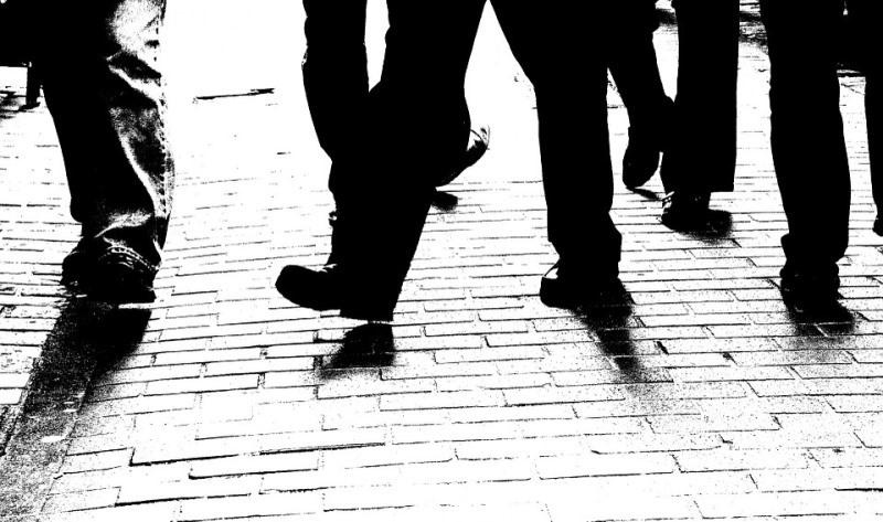 עד זוב דם: חמישה שחורים היכו שני חרדים