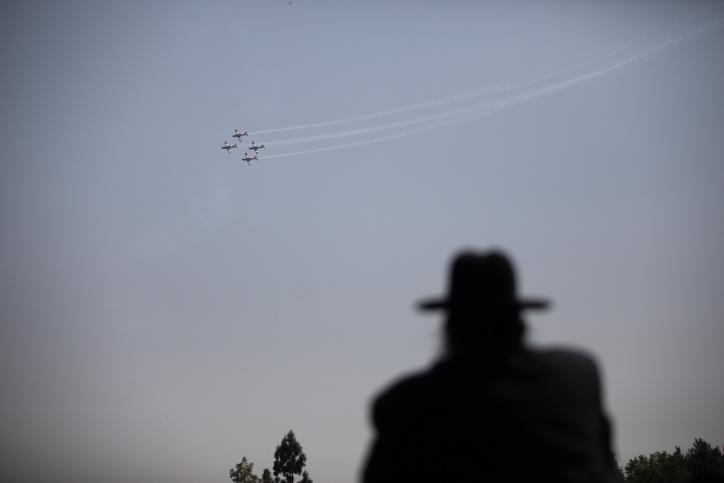 אתם תעופו על זה: מטוסי חיל האוויר בחזרה גנרלית • צפו
