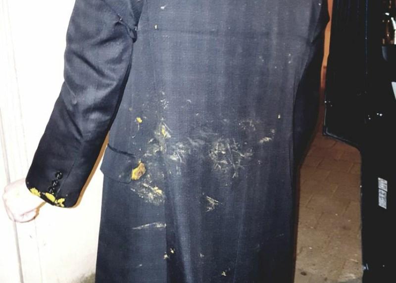 """המוסלמי דיווח: """"חרדים מאיימים עלי בנשק"""""""