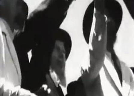 תיעוד וידאו נדיר: מירון לפני 80 שנה