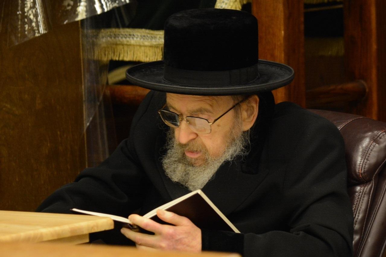 תפילות: חבר מועצת גדולי התורה במצב קשה
