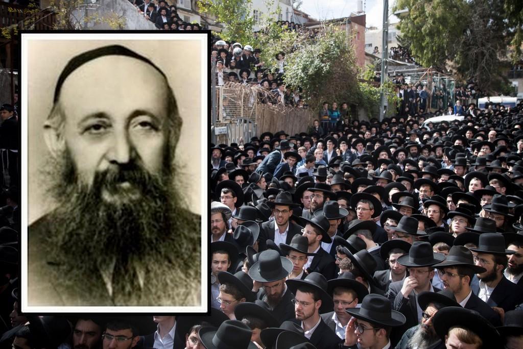 הרב החרדי שנאלץ לגנוז את הפרק על יום העצמאות   מסמך היסטורי