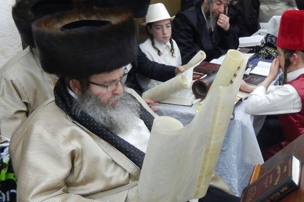 """ההיסטוריון של ברסלב: רבי חיים בורשטיין ז""""ל"""