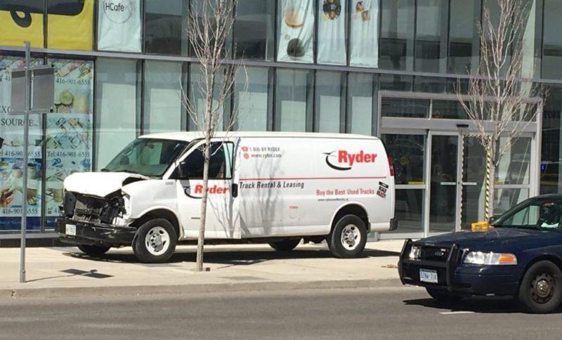 טרור בקנדה: תשעה הרוגים ו-16 נפצעו