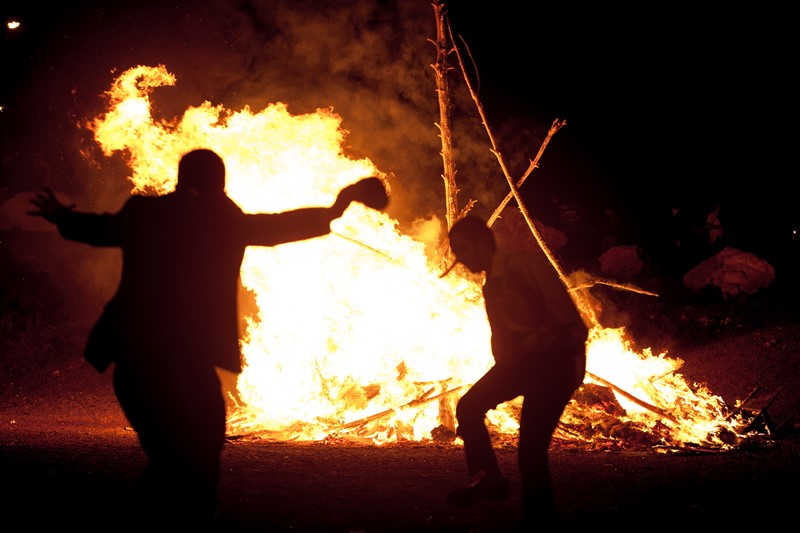חשש שהאש תצא משליטה; כך תחגגו בבטחה