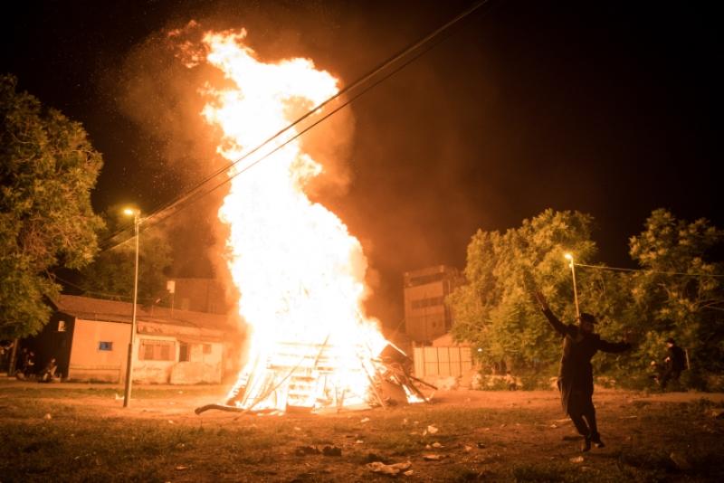 הפיצוץ במדורה: גרסת החצר לעומת העירייה