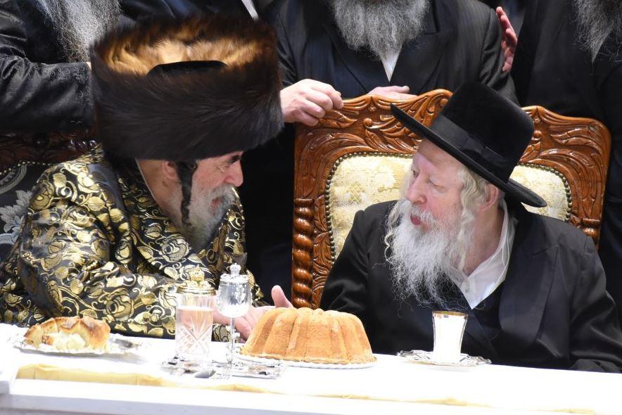 """שבת מול גיוס: האדמו""""רים נועדו בירושלים"""