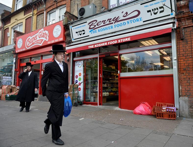 """האנטישמיות הגיעה גם ל""""גן העדן"""" באנגליה"""