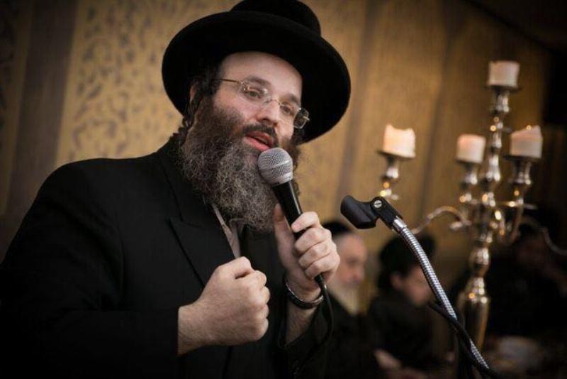 הרב שלמה טויסיג בשיר שכולו הודיה: