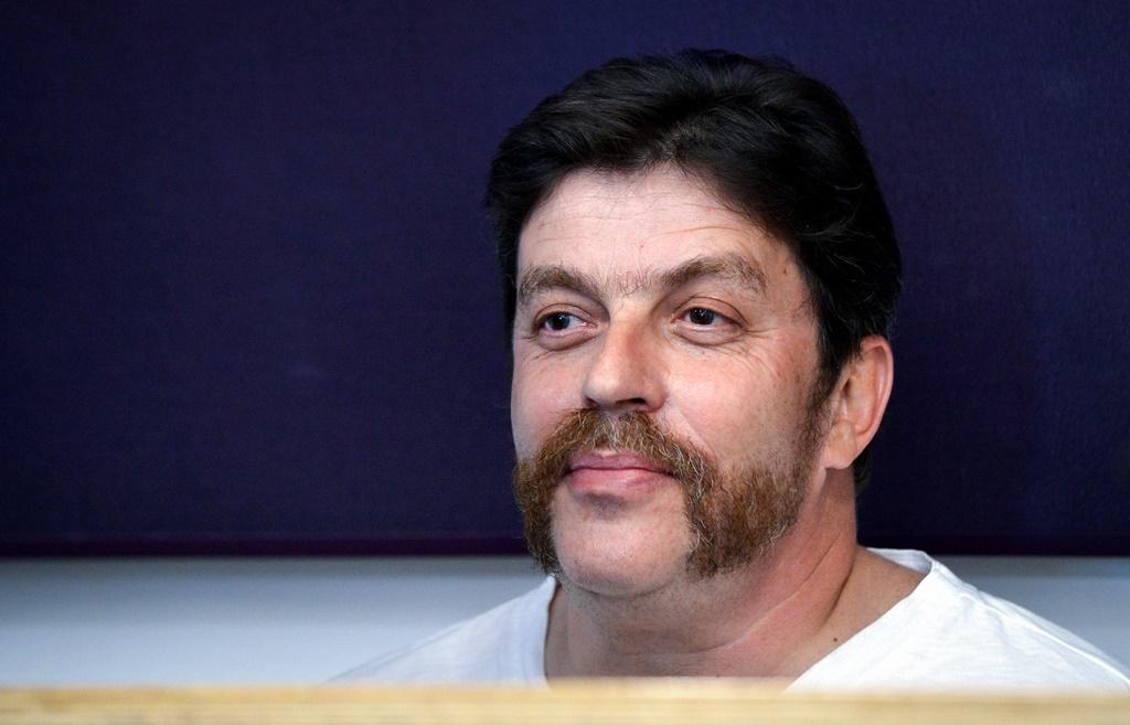 גודובסקי באחד הדיונים בבית המשפט. צילוםף פלאש 90