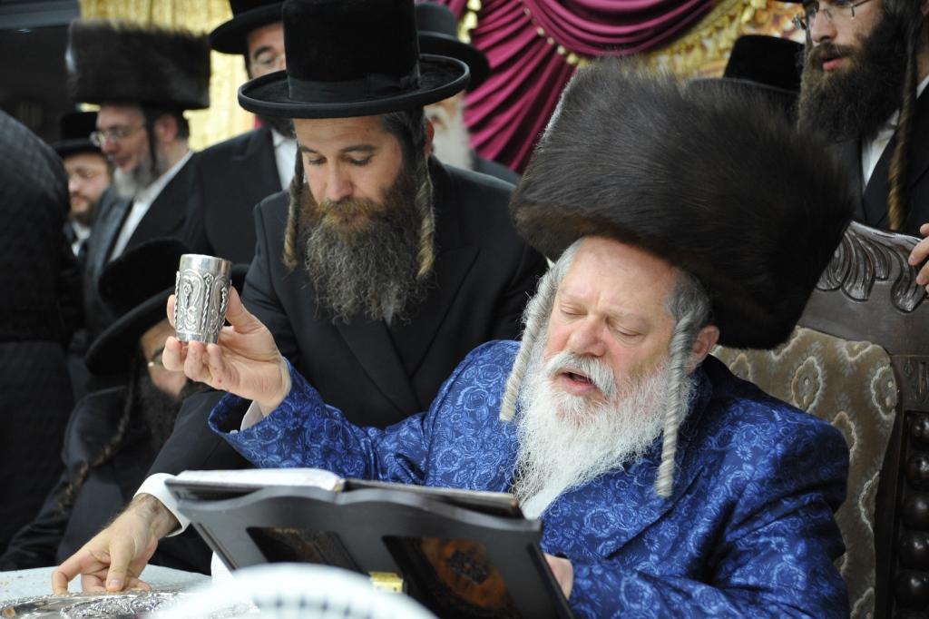 פרמישלאן מתרחבת: הרבי הגיע ובית המדרש נחנך בהרי יהודה