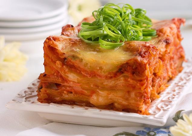 שילוב מנצח: לזניית גבינות ופטריות