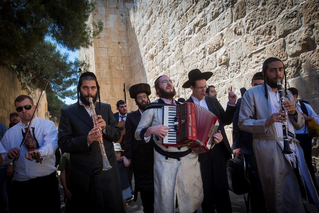 מדוע ביקשו הבוקר מחילה בקברו של דוד המלך? • צפו
