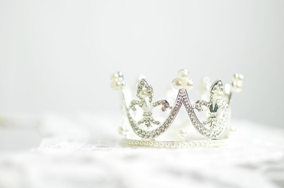 שמלת הכלה הצנועה של הנסיכה החדשה