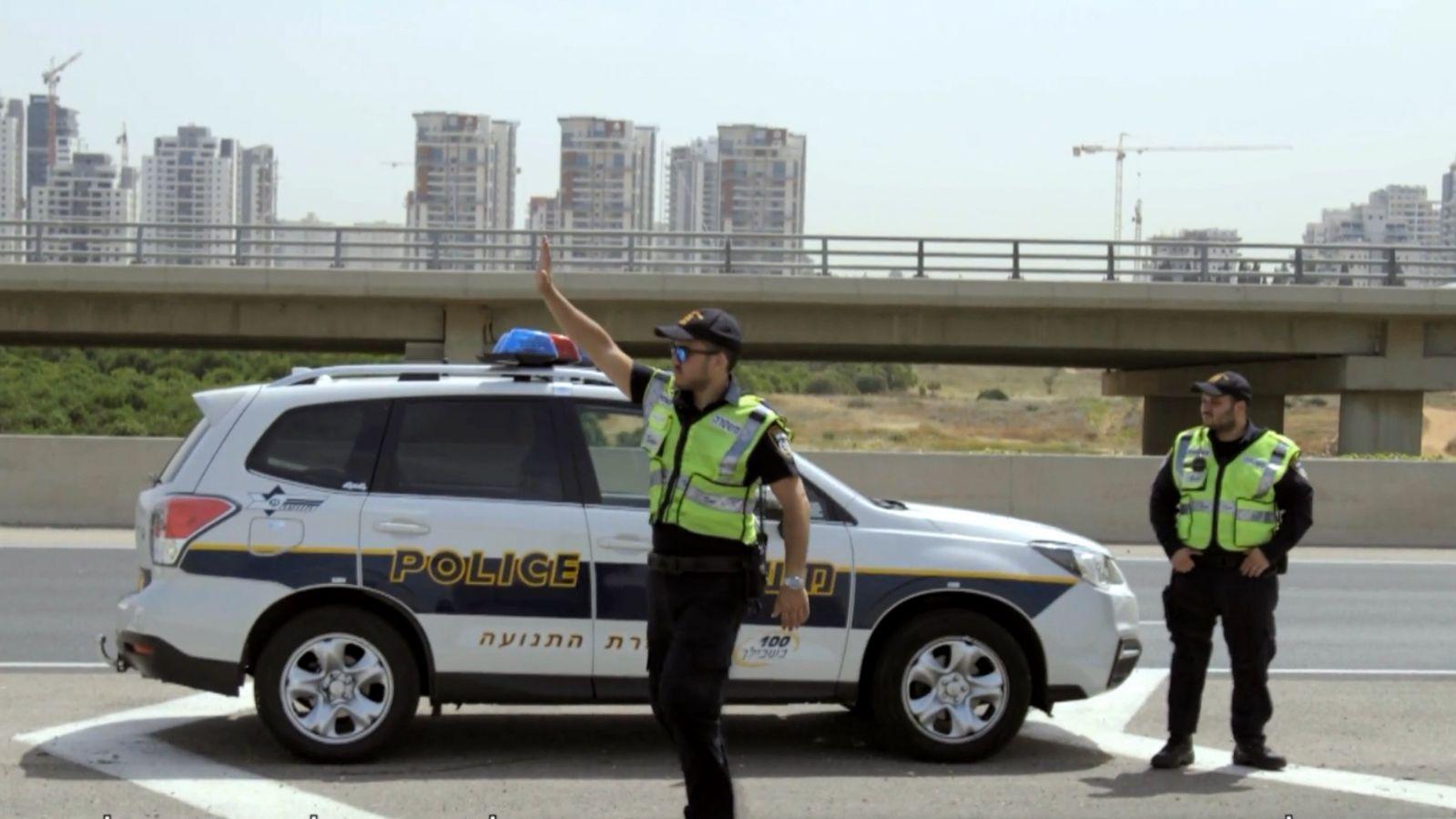 """לא לומדים לקח: 750 דו""""חות תנועה על שימוש בטלפון בנהיגה"""