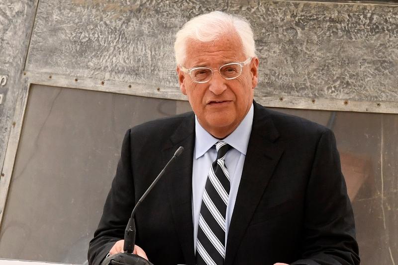"""השגריר זועם: """"התקשורת עזרה לחמאס, ולכן הוא השתולל"""""""