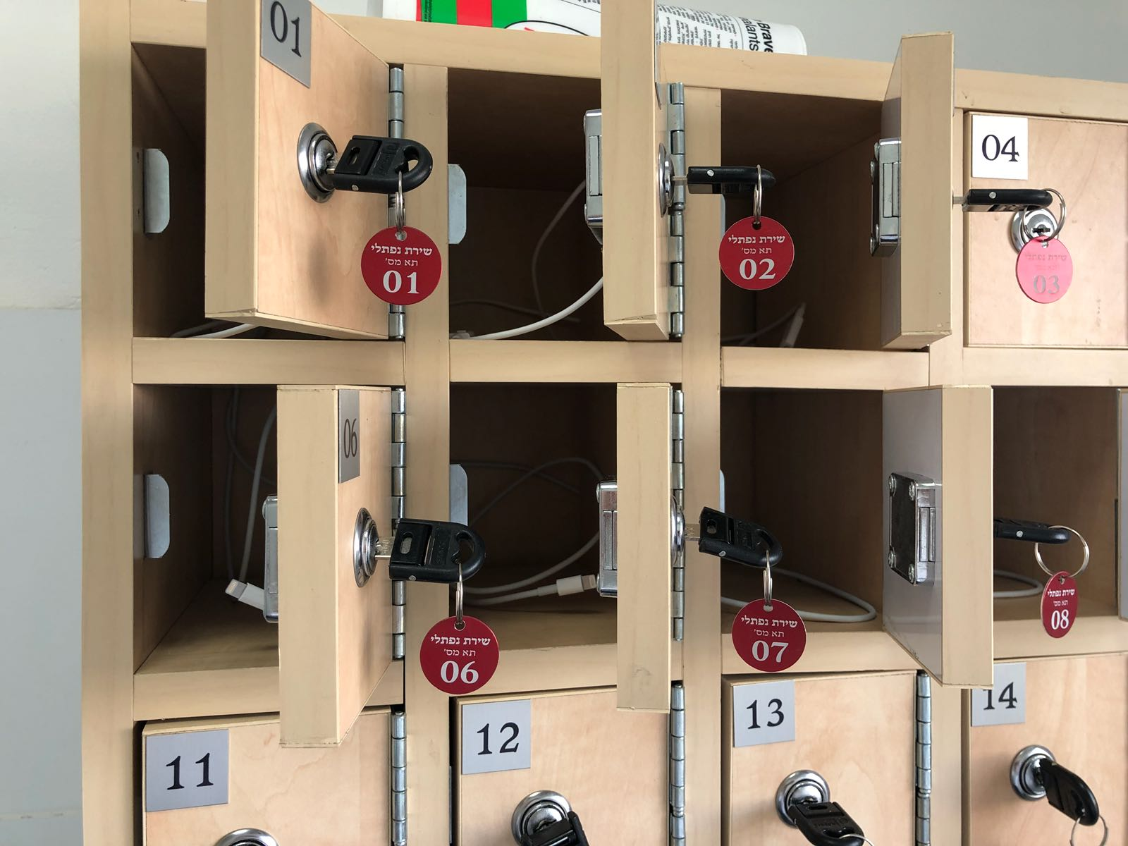 הסטארטאפ של גבאי בית הכנסת: מטען בלוקר