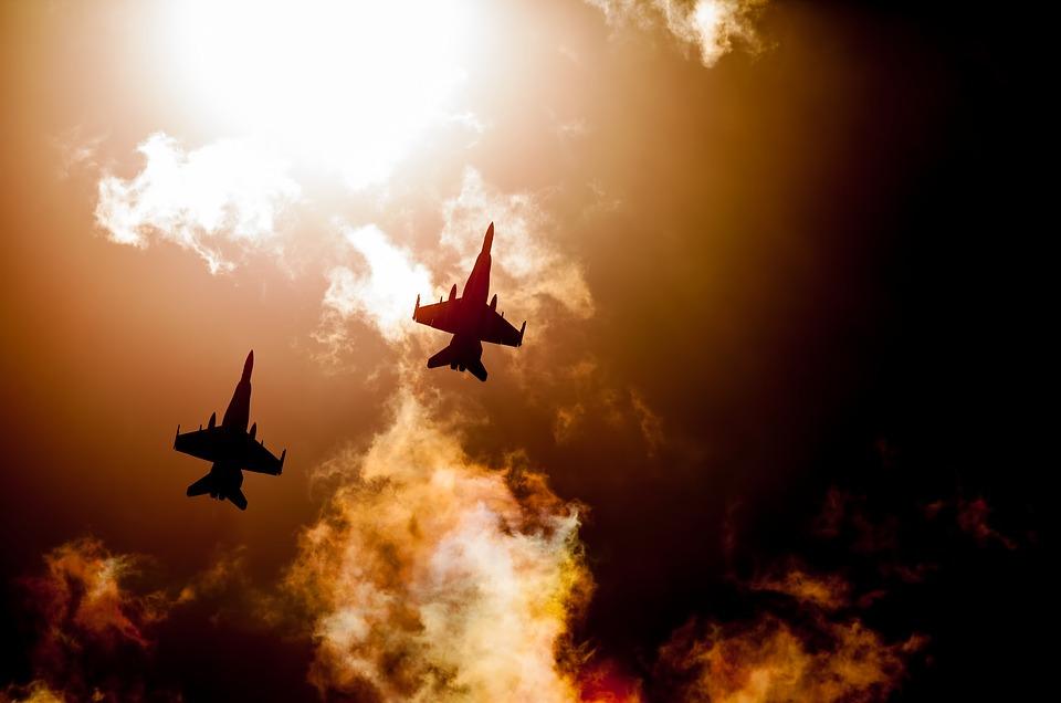 תקיפה בסוריה: הפעם בסיס חיל האוויר הופצץ