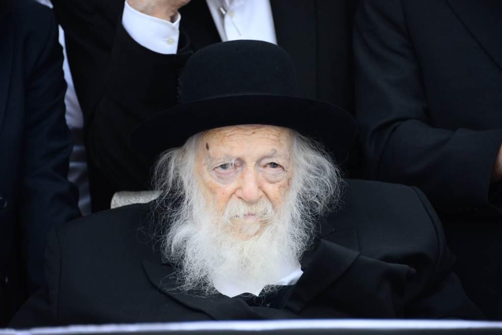 """מקרית יובל לקריעה מול הכותל: מסע הגר""""ח קנייבסקי בירושלים"""