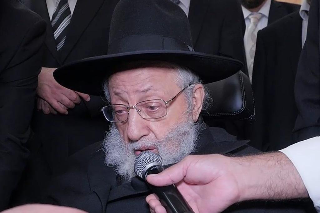"""מקים עולה של תורה: הגאון רבי יעקב כוחי זצ""""ל"""