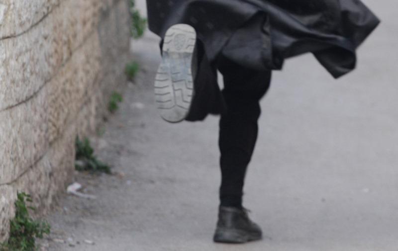 אברך הוכה נמרצות ושיניו נשברו: נעצר חשוד