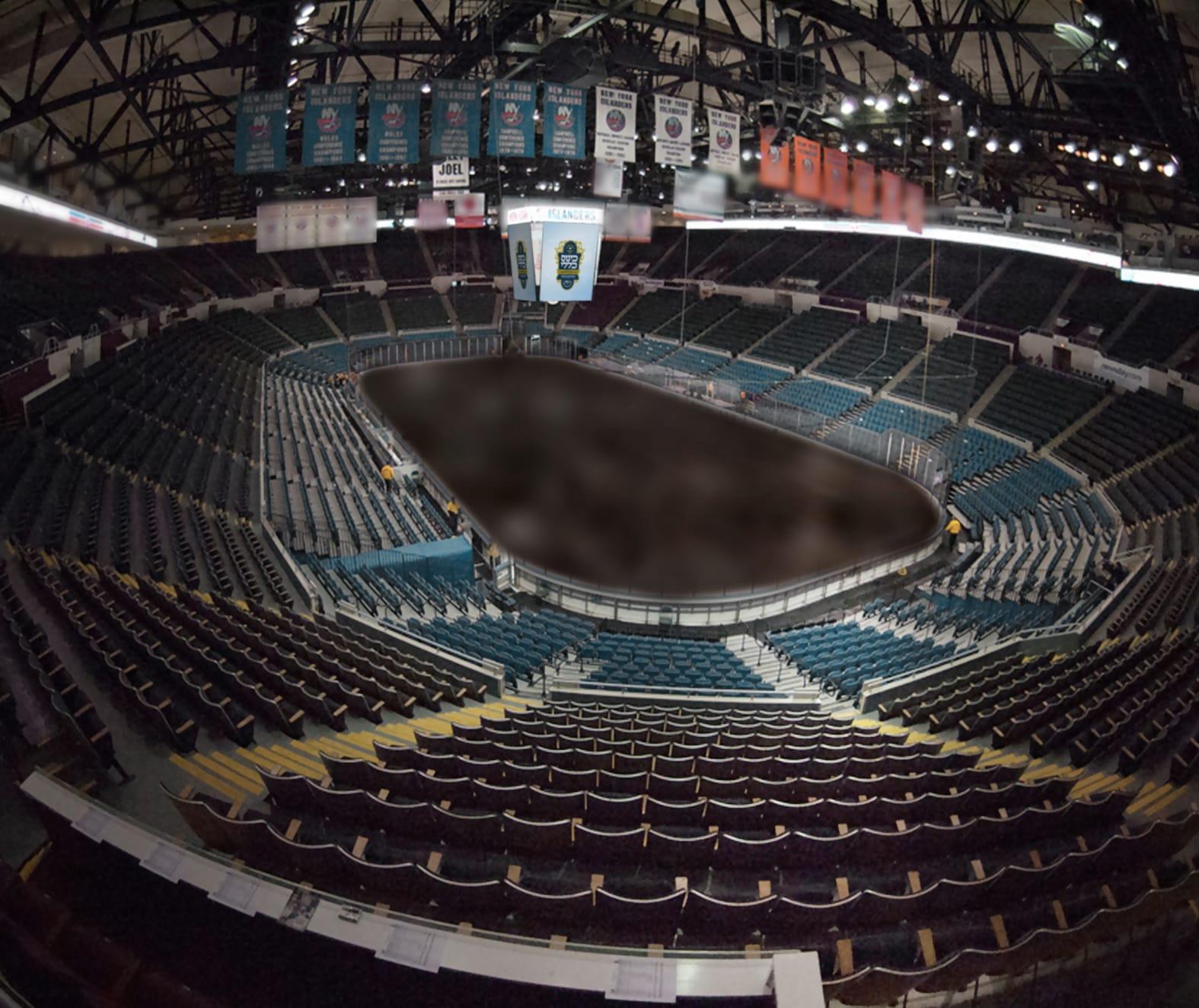 הכינוס הכללי של סאטמר רגע לפני: כך נראה האיצטדיון