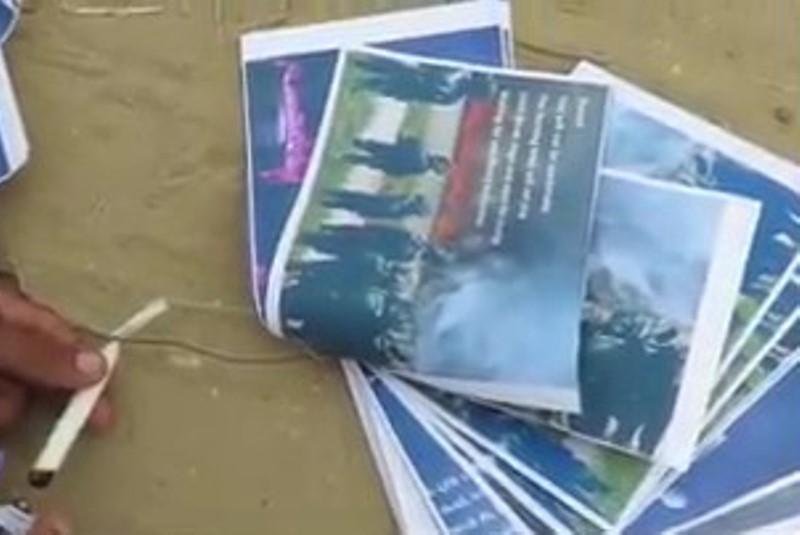"""""""עפיפוני האש על הכובש"""": חמאס בסרטון חדש"""