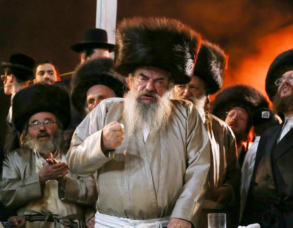 הרבי מבקש מהחסידים: התגייסו לעזרת החסיד שביתו נפרץ