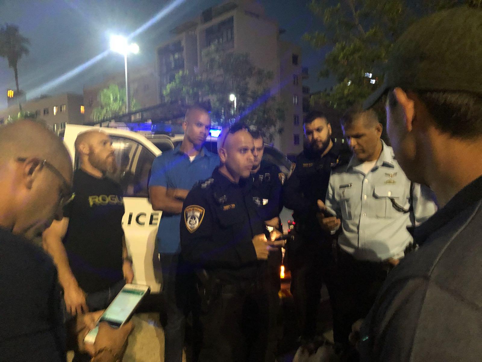 עימותים בתל אביב: ארבעה נפצעו ו-11 נעצרו