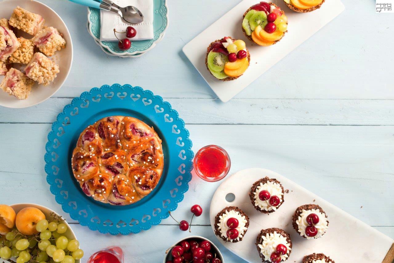 מתכוני קיץ: עוגות ייחודיות לשבת