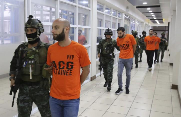 הסתבכו בנכר: 8 ישראלים נעצרו בפיליפינים