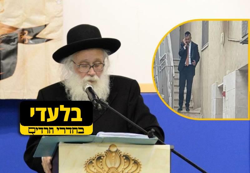 """הרב סילמן מפתיע: """"פרוש אהוד על התושבים"""""""