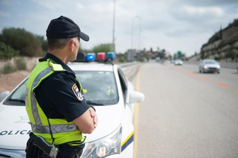 השוטר נגח וריסס אזרחים - מה העונש שקיבל?
