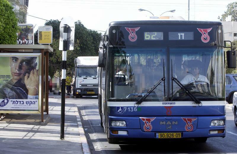 בן 35 מבני ברק חשוד בתקיפת נהג אוטובוס