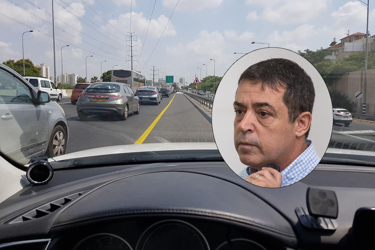 בן כספית על השוטר שעצר אותו:
