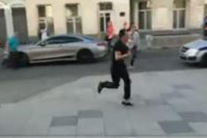 טרור? אירוע דריסה במוסקבה: 8 נפצעו