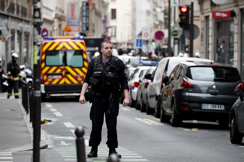 צרפת: צעקה