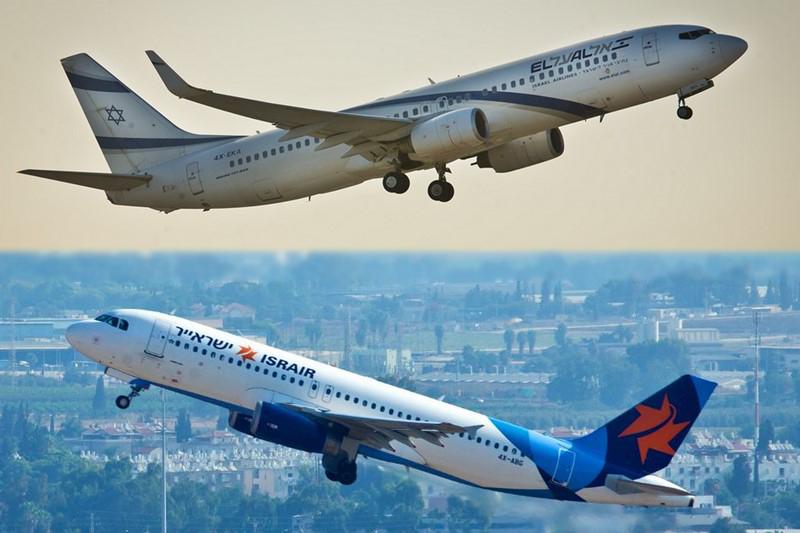 חברות התעופה הישראליות הודיעו: לא נתמזג