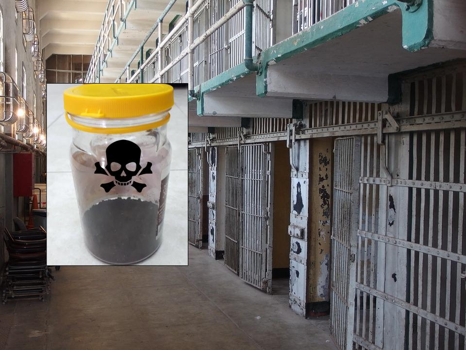רעל קטלני בקפה: כך סוכלה התנקשות בכלא