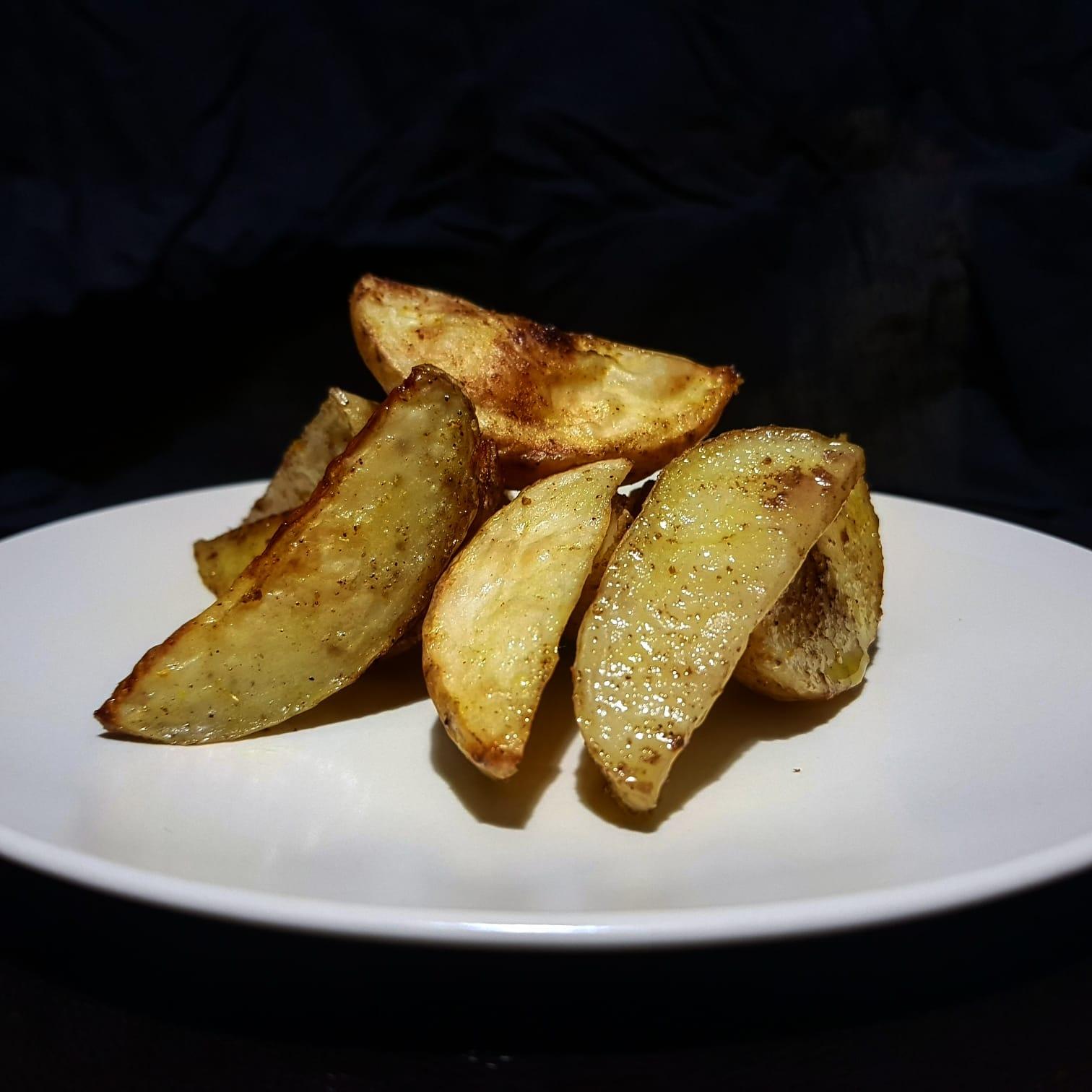 ללקק את השפתיים: תפוחי אדמה בתנור